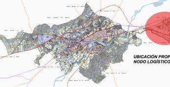 Ganemos Talavera propone que se reserve suelo al este de la ciudad para el nodo logístico