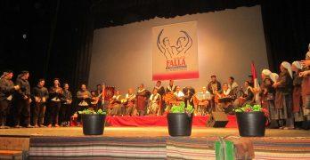 Villacañas acoge grupos folclóricos de la región en el I Festival Tradiciones