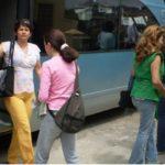 """""""Terrible"""" caravana de mujeres en un pueblo toledano: """"no somos ganado"""""""
