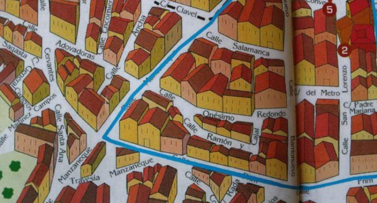 Denuncian nuevas referencias franquistas en el plano de Mora por la Fiesta del Olivo