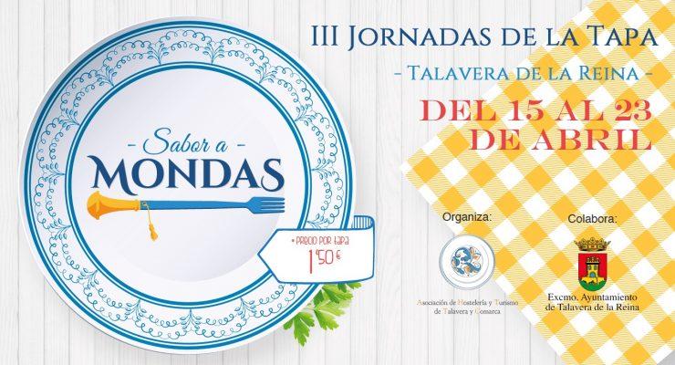 'Sabor a Mondas' celebrará los pueblos de la comarca talaverana en sus tapas