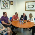Toledo estudia con Defensa si el aparcamiento de Santa Teresa será de pago para no residentes