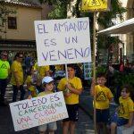 """Piden la retirada """"inmediata"""" del amianto en Toledo y un protocolo de vigilancia sanitaria"""