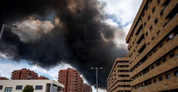 """No hay """"indicios de delito"""" sobre la autoría del empresario detenido por el incendio de Seseña"""
