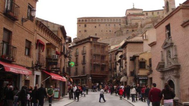 Las ofertas de viviendas de uso turístico en Toledo son ya la mitad de todo el sector hotelero