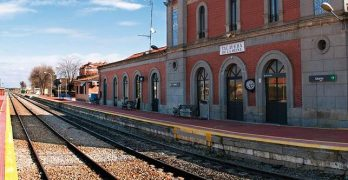 """16 años a la espera del AVE mientras en Talavera de la Reina el tren """"se está muriendo"""""""