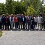 """Más de 30 alcaldes vuelven a hacer frente común contra las """"agresiones"""" al Tajo"""