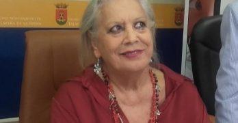 """Terele Pávez, la """"mujer más feliz del mundo"""" como Hija Adoptiva de Castilla-La Mancha"""