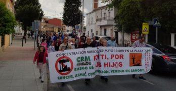 """Reclaman el cierre por """"irregularidades"""" de una gestora de residuos en Las Ventas de Retamosa"""