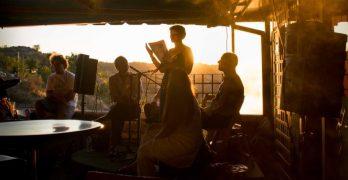 IMÁGENES   La poesía visual en cinco años del Festival Voix Vives