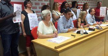 Comienzan las movilizaciones para evitar el despido de 278 personas en Lominchar