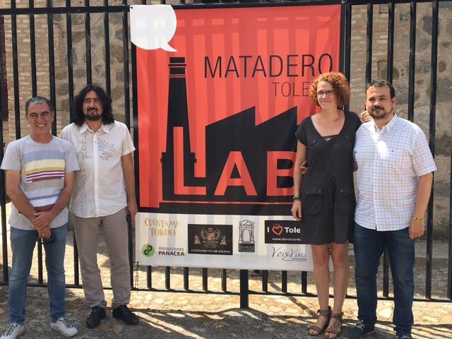 Imagen de la presentación del curso en Matadero Lab