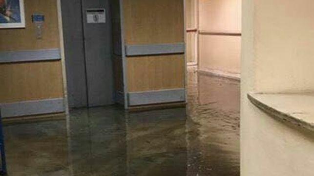 Imagen del interio del centro sanitario