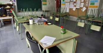 La reducción de horario por el calor en un instituto toledano choca con la Inspección
