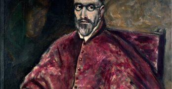 Una exposición homenajea la faceta pictórica del fundador del Museo del Greco