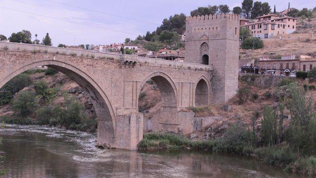 El río Tajo, cabeza de la Lista Roja del patrimonio amenazado en Toledo