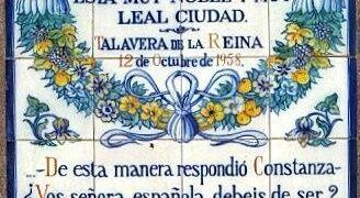 Ganemos Talavera propondrá que la ciudad forme parte de la Red de Ciudades Cervantinas