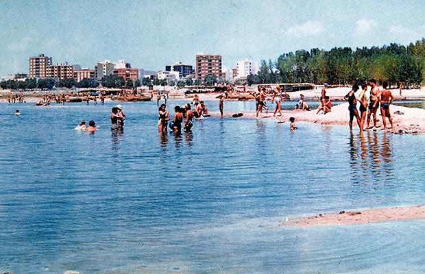 Playa de los Arenales / Talavera de la Reina