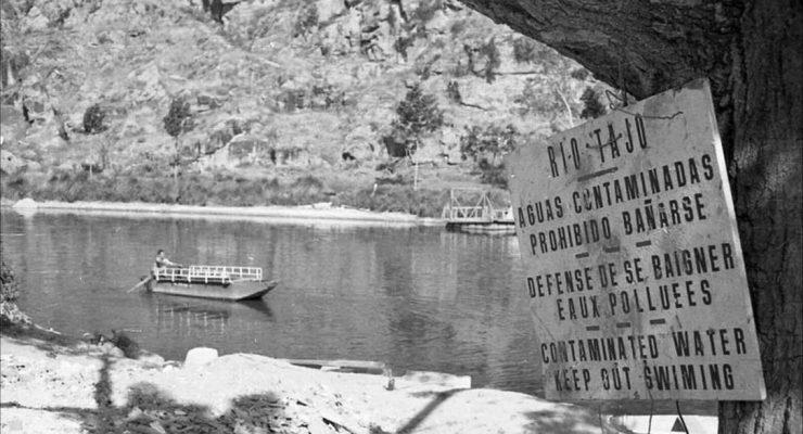 """Una vida de activismo por el Tajo: """"Se me saltan las lágrimas cuando veo el río"""""""