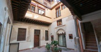 Uno de los patios más singulares de Toledo podrá visitarse gratis este sábado