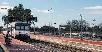 """Comienza en Talavera una campaña de movilizaciones contra el """"abandono"""" del ferrocarril"""