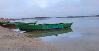 El paraíso lagunar de Villafranca, bajo riesgo de sequía total