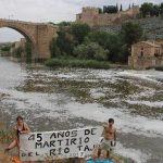 """Una manifestación para retomar la Defensa del Tajo, """"aparcada"""" hace 40 años"""