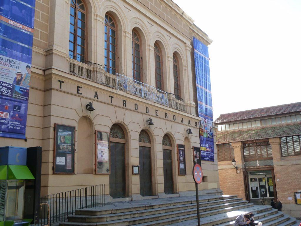 Teatro de Rojas de Toledo. Foto: Europa Press