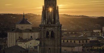 'La Catedral del Sol', ganadora del concurso fotográfico del XXX Aniversario de Ciudad Patrimonio