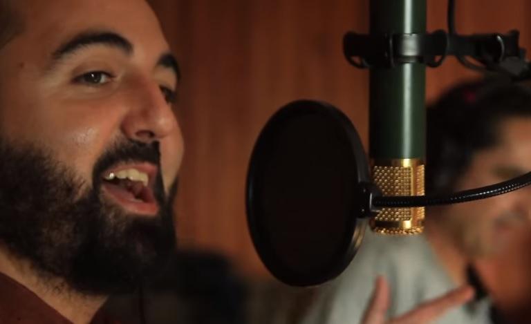 Imagen de uno de los vídeos de 'La Banda Morisca'
