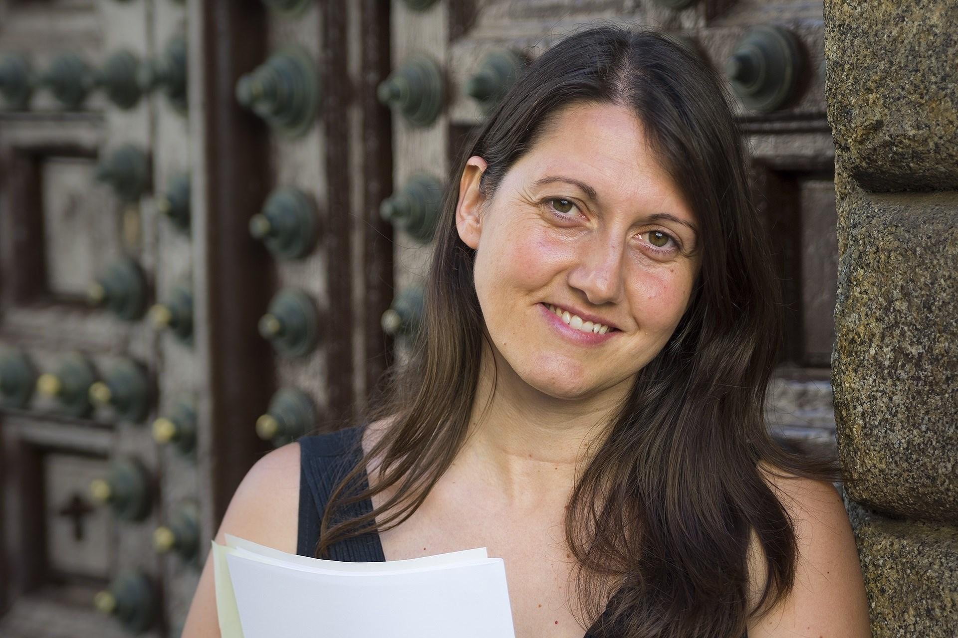 La concejala de Servicios Públicos y Sostenibilidad de Toledo, Eva Jiménez