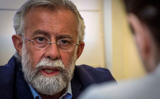 """Jaime Ramos: """"Sería muy bueno sacar al río Tajo de la batalla política"""""""