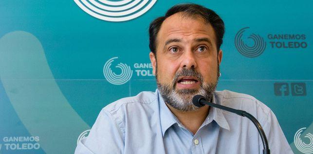 """Ganemos Toledo, """"encantado"""" de trabajar con el Círculo de Podemos en un proceso """"sin imposiciones"""""""