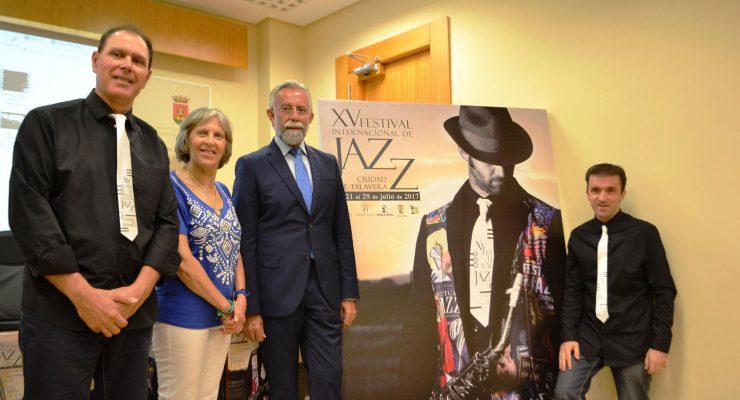 Talavera de la Reina arranca su Festival Internacional de Jazz el 21 de julio