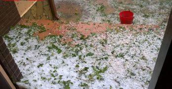 Las fuertes lluvias y tormentas provocan cerca de 200 incidencias en Castilla-La Mancha