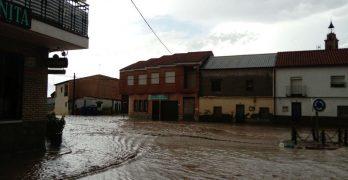 FOTOS | Segundo día de inundaciones en el municipio de Cebolla