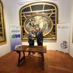 Un convenio para desarrollar el proyecto museográfico de la Capilla de Illescas que 'decoró' El Greco