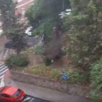 VÍDEOS | Espectacular tormenta de granizo en Toledo