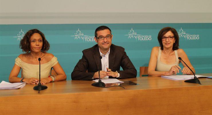 Más de 13.000 personas participan en acciones de igualdad desarrolladas por la Diputación de Toledo