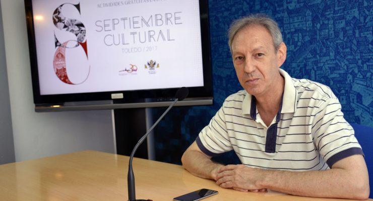 'Septiembre Cultural' en Toledo, cita con la poesía en la ciudad Patrimonio de la Humanidad