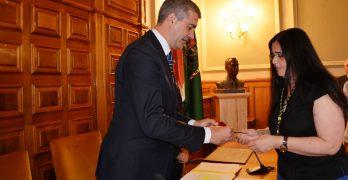 La alcaldesa de San Pablo de los Montes sustituye a García Tizón en la Diputación de Toledo