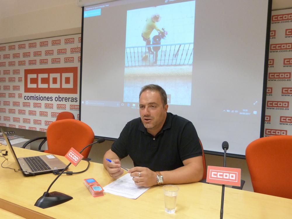 FOTO: CCOO Castilla-La Mancha