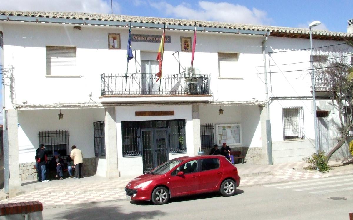 Sede del Ayuntamiento de Camuñas