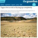 """El """"colapso"""" del río Tajo traspasa fronteras"""