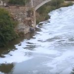 """No cesarán las concentraciones mientras """"tampoco cesen los maltratos al Tajo y a sus ríos"""""""