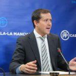 """Velázquez no aclara si él u """"otro compañero"""" será el candidato del PP en Seseña"""