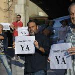 El movimiento 'Hospitalito ya' lucha hasta el final por conseguir la reapertura del centro en Toledo