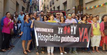 La reapertura del Hospitalito del Rey de Toledo se cae del proceso de enmiendas a los Presupuestos
