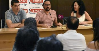 Raúl Clavero gana el I Concurso de Microrrelatos 'Solidaridad 365+1' de Toledo