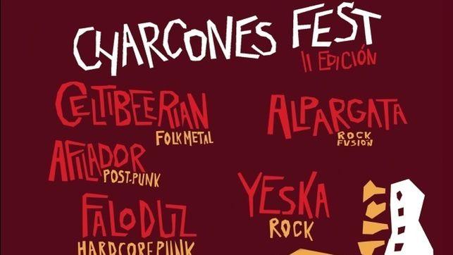 Vuelve la música alternativa a Miguel Esteban con el II Charcones Fest